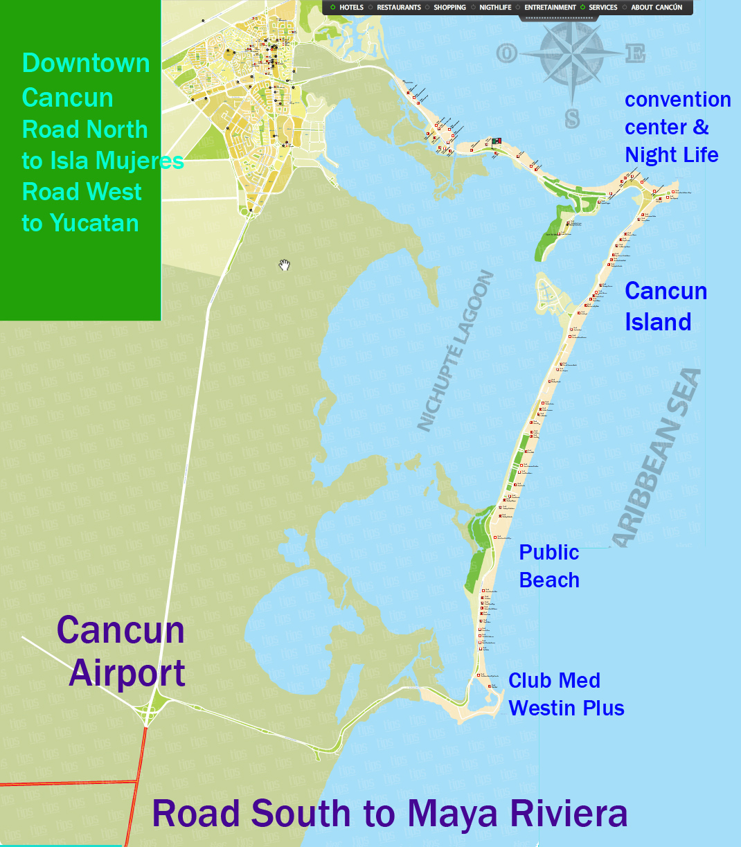 Travel Cancun. OSEA The Open of Ethnogrpahy and ... on playa del carmen map, cancun terminal 3 map, cancun mexico, cancun to merida map, cancun ruins, cancun on the map, cancun restaurant map, cancun flights, downtown cancun map, cancun terminal 3 arrivals, westin cancun map, cancun map and attractions, cancun world map, cancun clubs, cancun points of interest map, cancun strip, cancun and vicinity map, cancun weather,